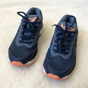 Asics Shoes - New/ used once ASICS shoes size (us) 7 1/2